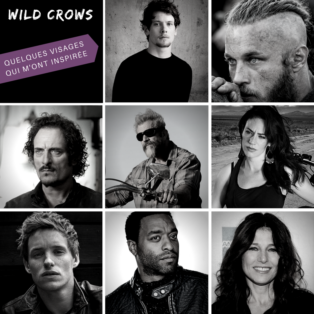 Wild Crows Casting
