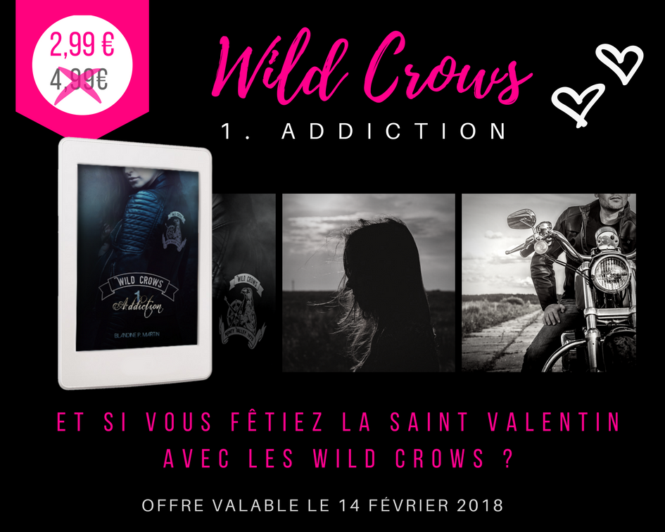 saint valentin wild crows promo