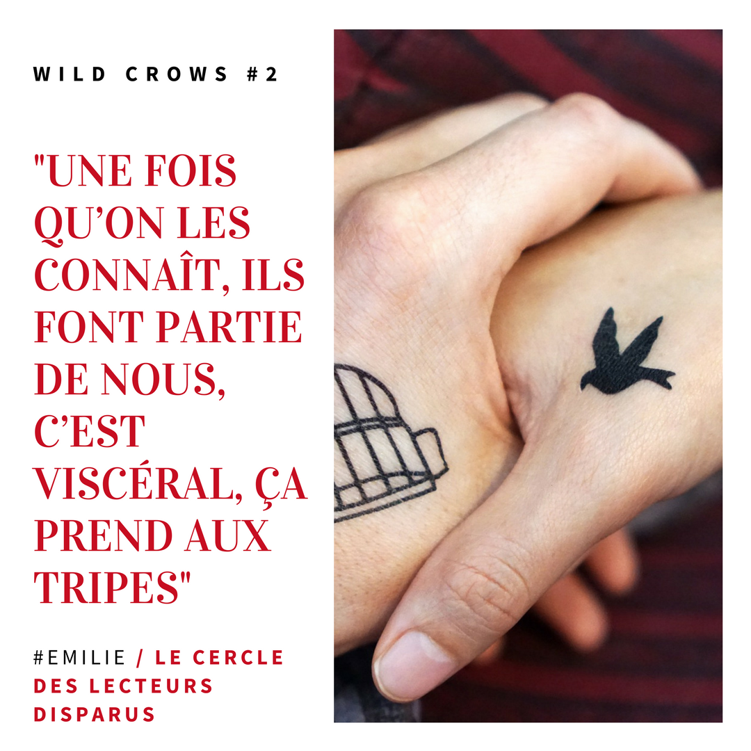 chronique wild crows 2