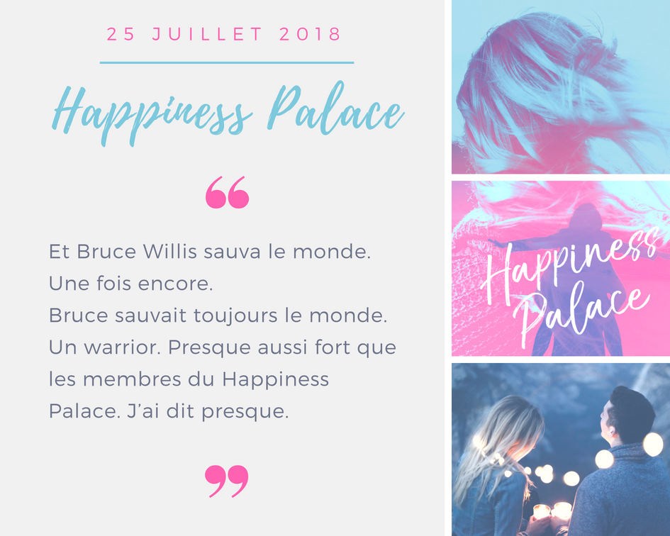 extrait happiness palace