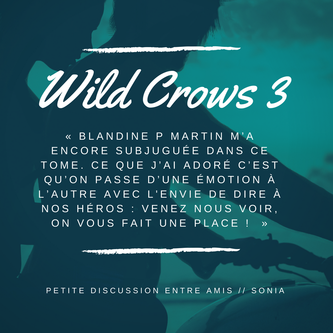 wild crows 3