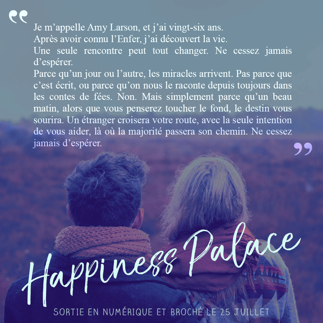 happiness palace extrait