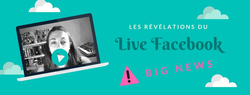 Live Facebook recap