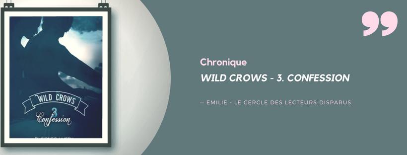 chronique wild crows 3