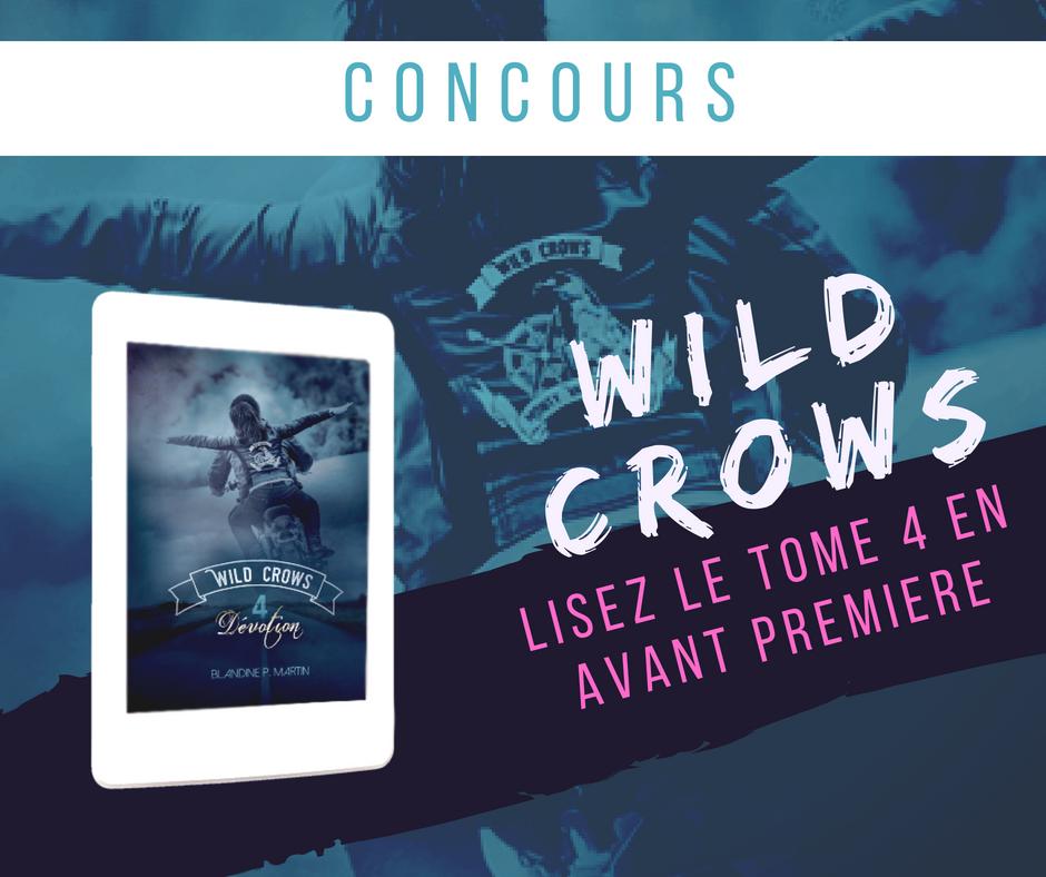 concours   gagnez le tome 4 de wild crows en avant-premi u00e8re
