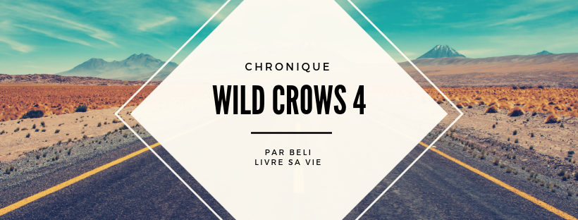 wild crows
