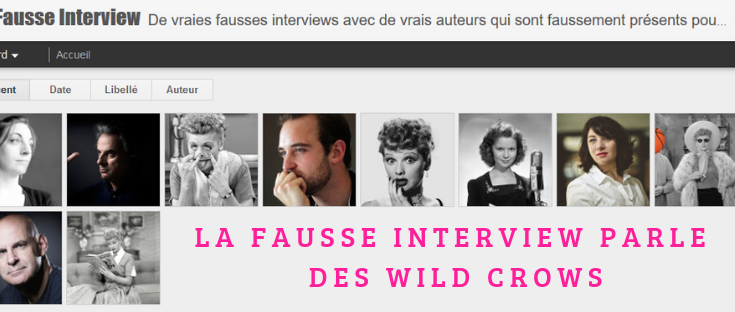 La fausse interview