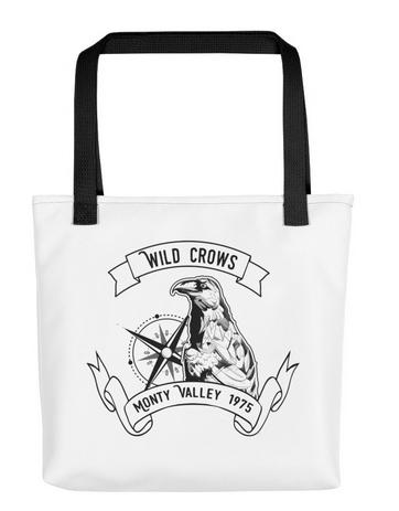totebag wild crows