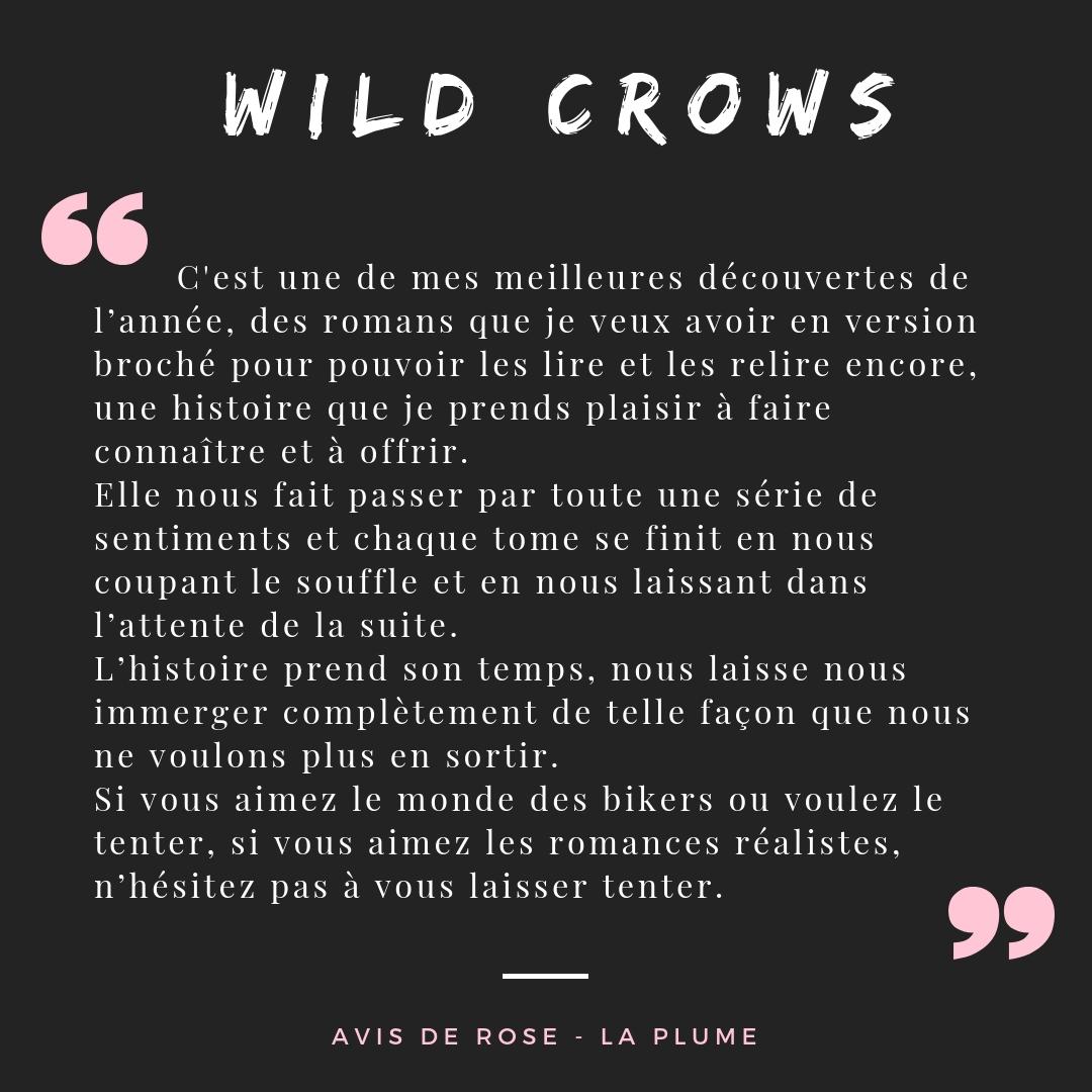 wild crows saga