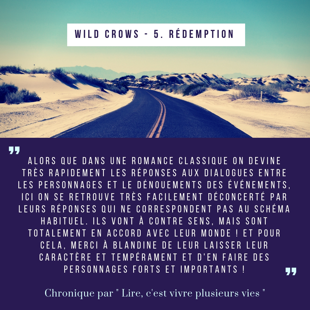 wild crows - 5. rédemption