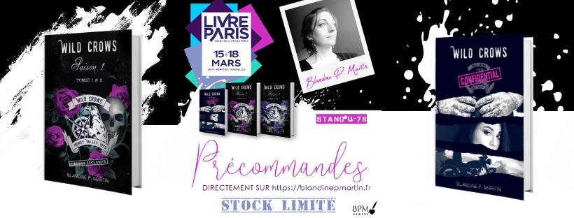 livres paris 2019