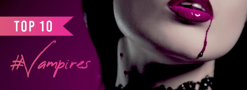 top10 vampires