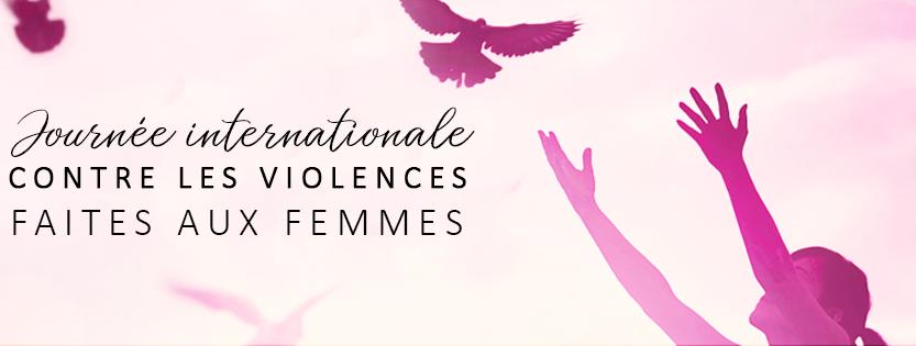 Journée internationale contre les violences faites aux femmes