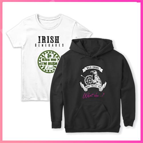 T-shirt / Sweats / Nouveaux goodies